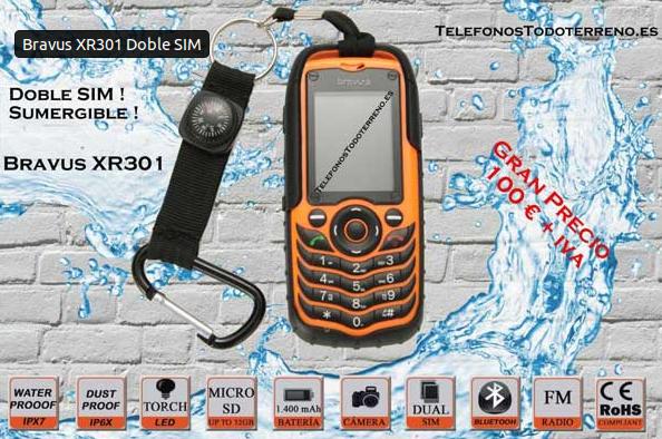 Los teléfonos más resistentes