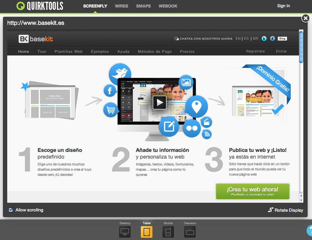 Por qué optimizar tu web para dispositivos móviles