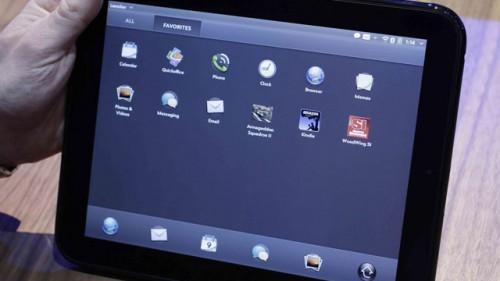 Surge otra vez el rumor de la posible venta de HP webOS