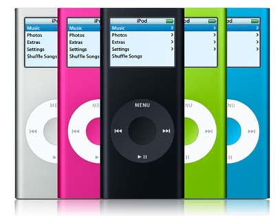 Cambia tu iPod nano si tienes problemas de batería
