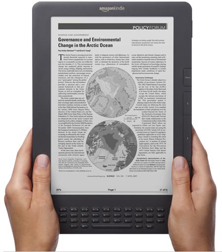 Los Kindle pueden sufrir daños en los escáneres de los aeropuertos