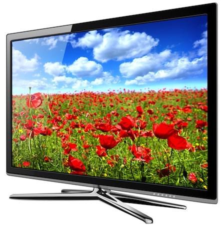 Las pantallas AMOLED llegarán a los TV de alta definición