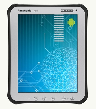 Panasonic ToughPad A1 y B1, lo aguantan todo.