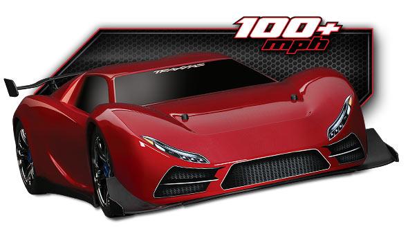 Traxxas XO-1, ¿Te gustan los coches radiocontrol?