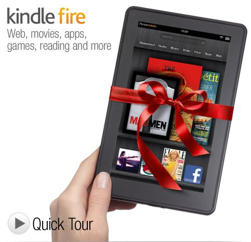 Amazon vende 1 millón de Kindle a la semana