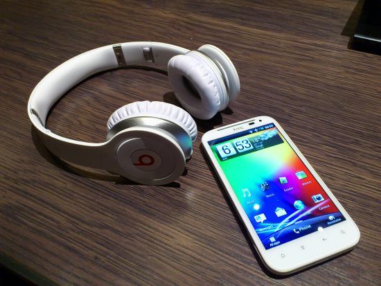 HTC Sensation: el smartphone XXL