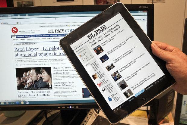 El País, la aplicación gratuira más descargada en iTunes en España