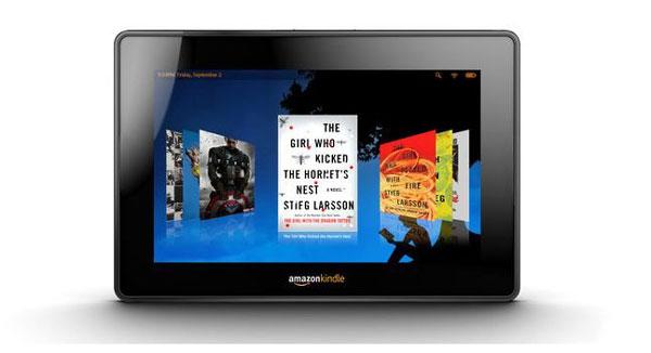 Amazon realizará cambios en Kindle Fire