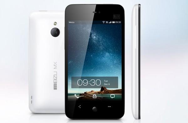 Meizu MX, un móvil chino para principios de año