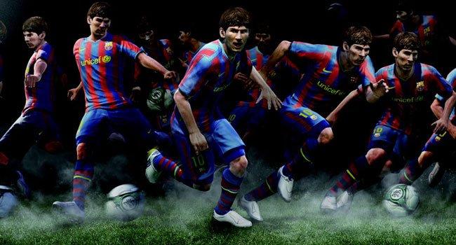 Nueva actualización para PES 2012