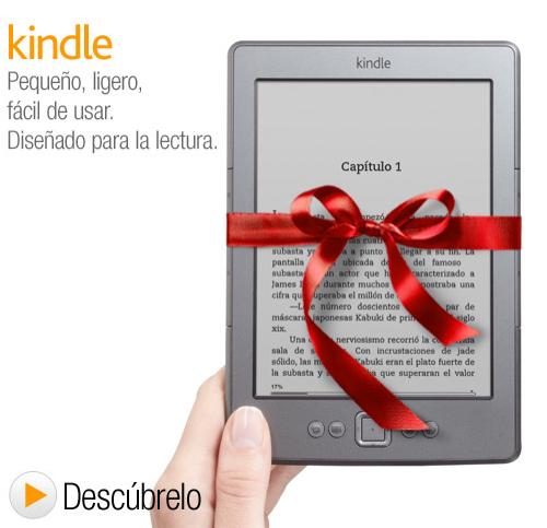 El Kindle ya se vende en España