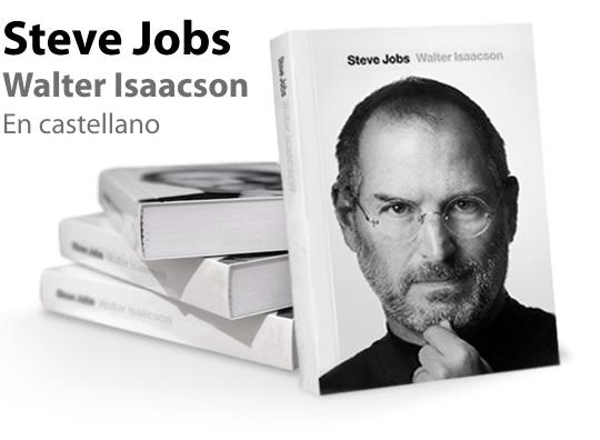La biografía de Steve Jobs, superventas del año