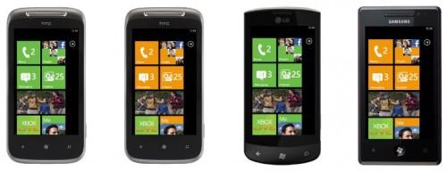 Los móviles WP7 con soporte LTE aparecerían en la primera mitad de 2012