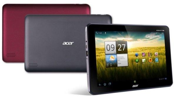 Una tablet Acer por 330 dólares