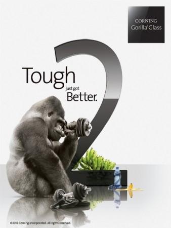 Gorilla Glass 2 se presentará en el CES 2012
