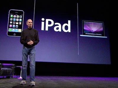 2º Aniversario de la presentación del iPad