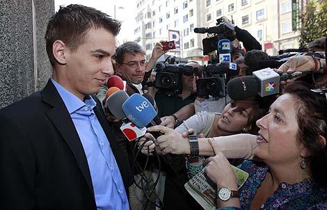 La industria musical recurre la sentencia absolutoria de Pablo Soto