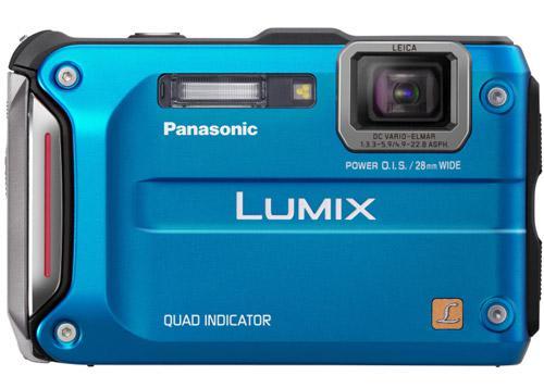 Dos nuevas cámaras todo-terreno de Panasonic
