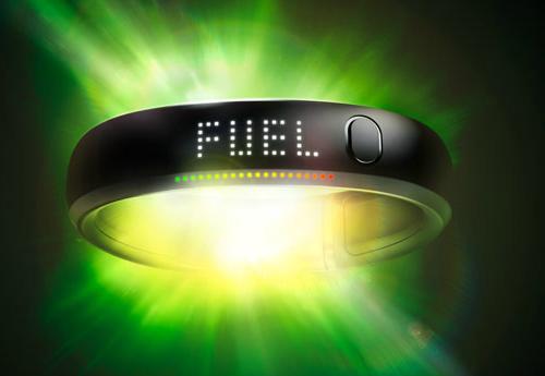 Nike+ FuelBand, Gadget-pulsera deportiva