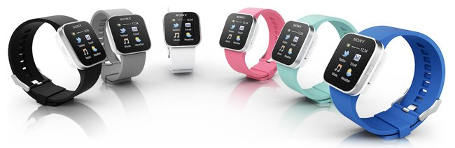 Sony Smart Watch: un reloj con Android