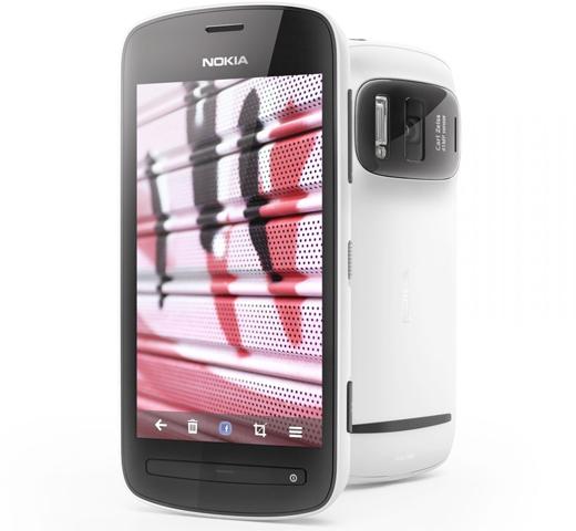 Nokia PureView 808, la apuesta fotográfica con 41 megapíxeles