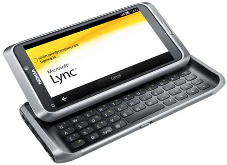 Nokia lanzó apps de Microsoft para Symbian Belle