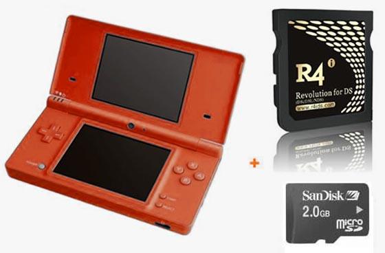 "Vender cartuchos ""pirata"" de la Nintendo DS es legal"