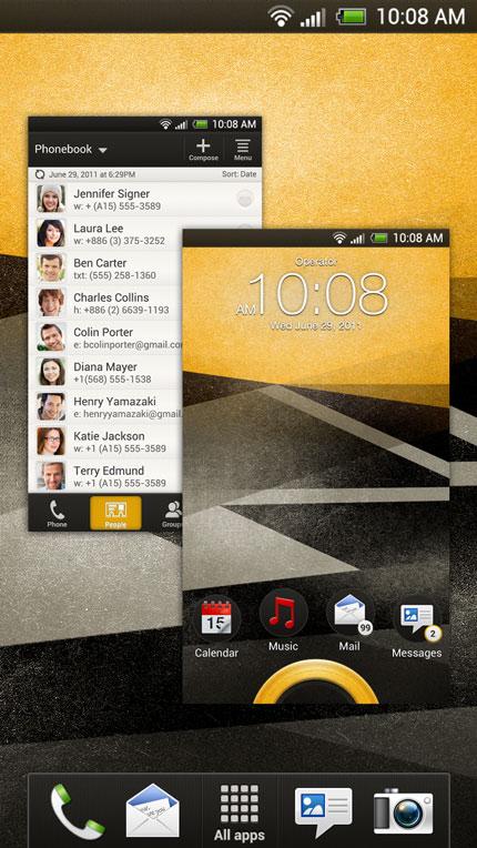 Se filtran especificaciones de HTC Endeavor y capturas de Sense 4.0