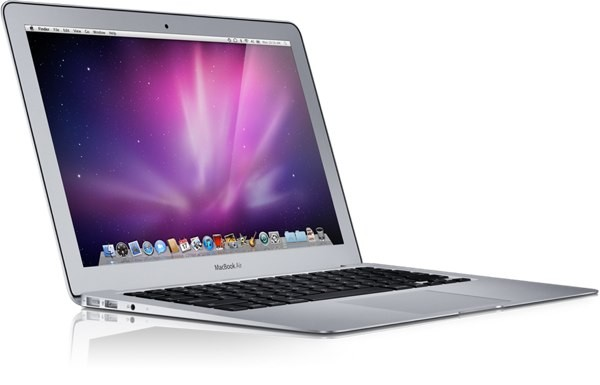 Apple consigue patentar el diseño de su Macbook Air