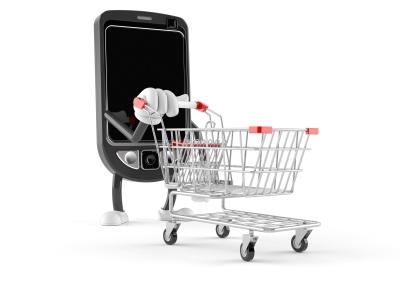 Utilidades del smartphone para realizar compras