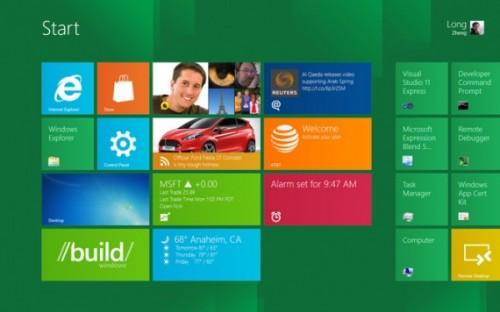 """Microsoft presentará la """"preview"""" de Windows 8 el 29 de febrero"""