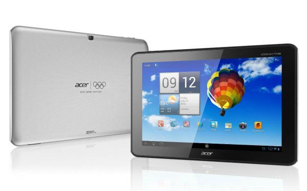 Acer presenta su tableta de los Juegos Olímpicos