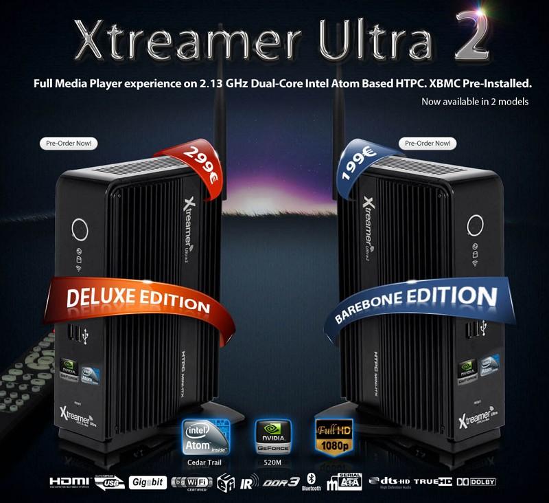 Xtreamer Ultra 2, HTPC a la última.