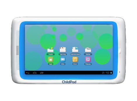 Archos Childpad: una tablet para niños