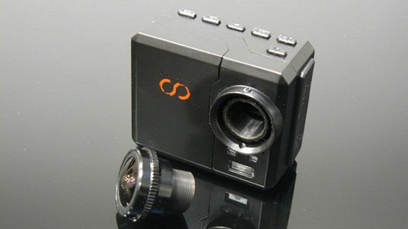 CamOne Infinity, la competencia de GoPro
