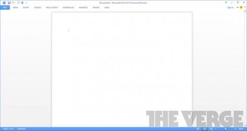 Revelan detalles de Microsoft Office 15