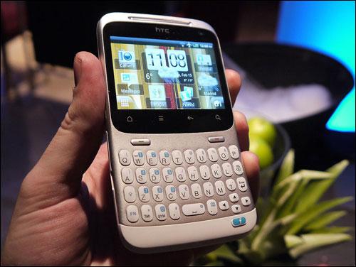 """HTC lanzaría un nuevo """"Facebook-Phone"""" este año"""