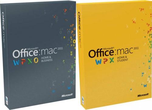 Microsoft retira la actualización de Office 2011 para Mac