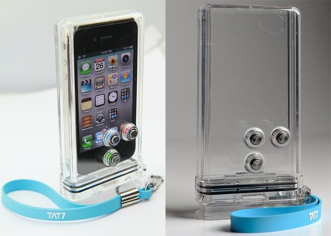 iPhone Scuba Case, haz fotos bajo el agua con tu iPhone