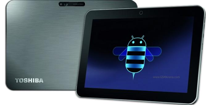 AT200  de Toshiba: ¿Competencia para el iPad?