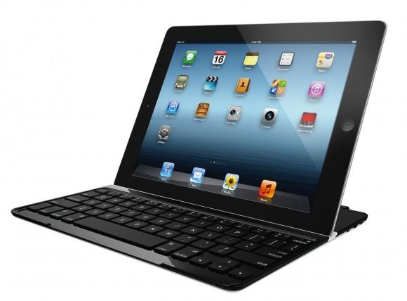 Logitech Ultrathin Keyboard Cover, funda con teclado para tu iPad