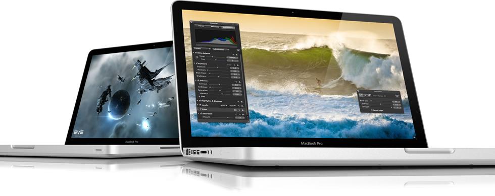 Apple quizás mire con malos ojos a su Macbook Pro 17″