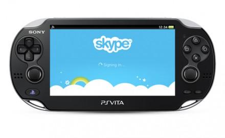 La Play Vita se convierte en teléfono gracias a Skype