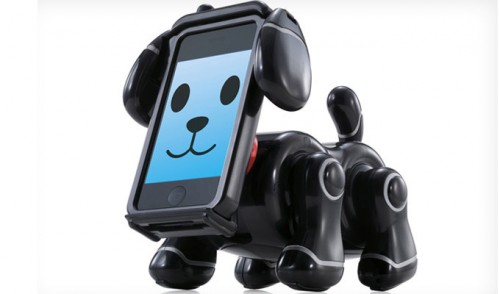 Smartpet, una mascota manejada por el iPhone