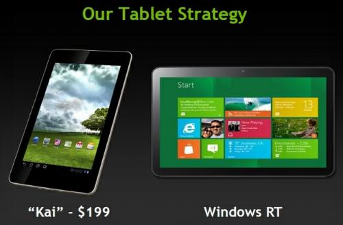 NVIDIA Kai, la solución para tablets quad core asequibles