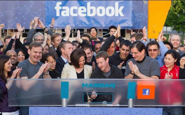 Facebook y su salida a bolsa.