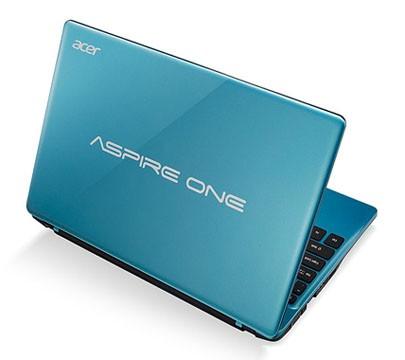 Acer sigue apostando a las netbooks con su nueva Aspire One 725