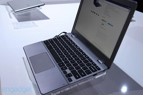 Samsung lanzó nuevos dispositivos con Chrome OS