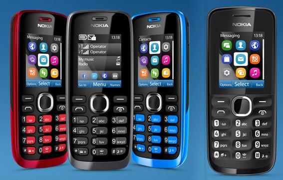 Nokia 110 y 112, simpleza y doble SIM en nuestro móvil
