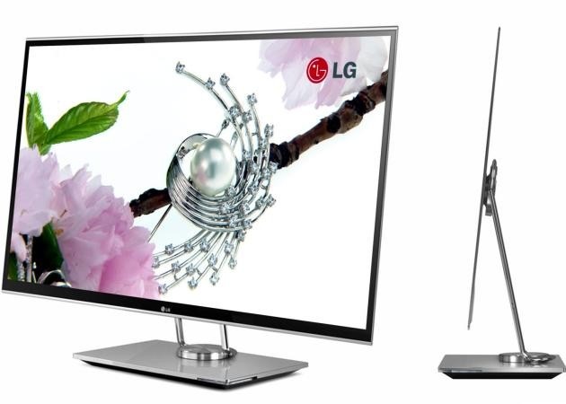 Nuevo televisor OLED de LG